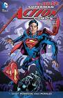 Superman Action Comics: Volume 3: At the End of Days (the New 52) by Grant Morrison (Hardback, 2013)
