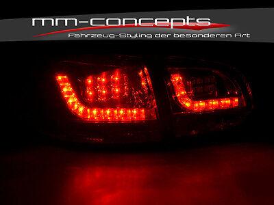 VW Golf VI 6 R LED Rückleuchten rot / schwarz GTI GTD TDI R Look gebraucht