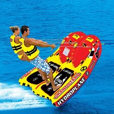SportsStuff Grandstand 2 Stand & Ski Inflatable Water Tube Boat Towable 53-1860