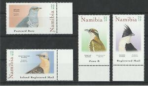 SWA-Namibia-Kuckucke-von-Namibia-25-4-2019-postfrisch-UHM