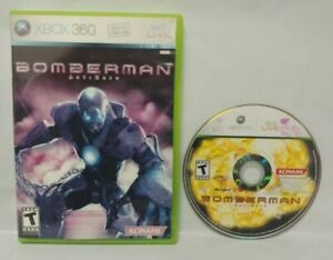 Bomberman-Act-Zero-Konami-Game-Microsoft-Xbox-360-Rare-Tested-Works