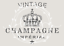 STENCIL-A5-VINTAGE-CHAMPAGNE-Furniture-Wine-Crate-French-SHABBY-CHIC-190-MYLAR miniatuur 1
