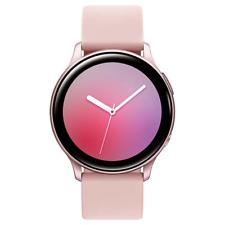 Samsung Galaxy Active 2 Smartwatch 40mm Pink Gold SM-R830NZDCXAR Bundle