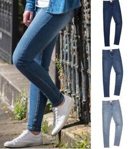 c36d2b58bde9 Image is loading So-Denim-Ladies-Lara-Skinny-Jeans-Stretch-Denim-