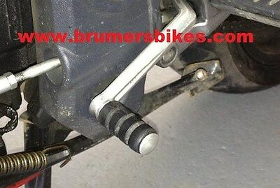 Triumph Speed Triple 1050 Gear Lever Rubber 1050R 1050I
