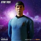 Mezco Star Trek One 12 Spock Collective Action Figure