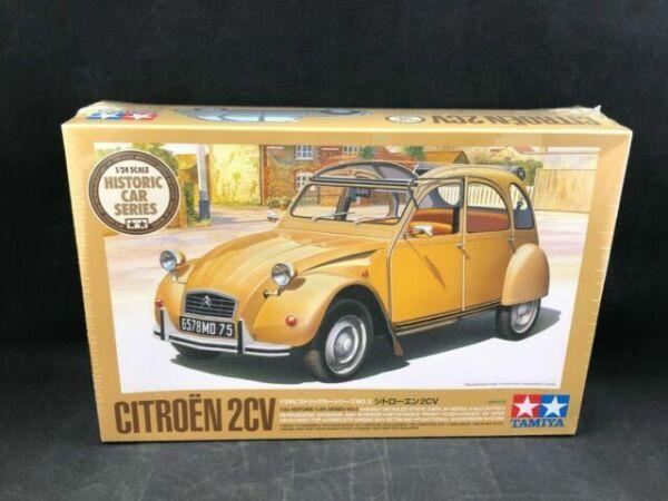 # 24164*1800 Tamiya 1:24 Scale Citroen 2CV Model Kit New