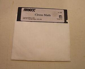 Circus-Math-by-MECC-for-Apple-II-Apple-IIe-IIc-IIGS