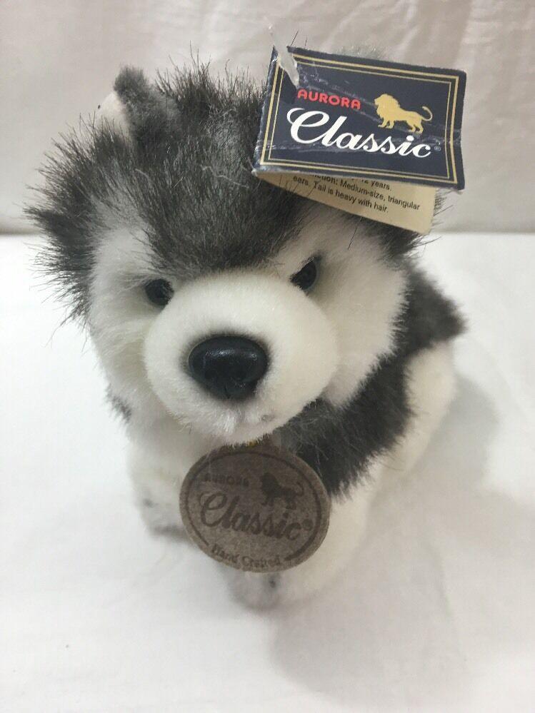 Classic Aurora HUSKY Puppy Dog or 6