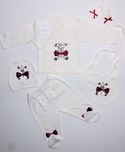 Baby Boys Girls Babygrow Romany Romper Suit Bodysuit Sleepsuit Diamante Bling