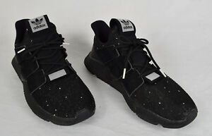 51f98161ce65 Image is loading Adidas-Prophere-Shoes-Mens-Core-Black-Sneakers-11-
