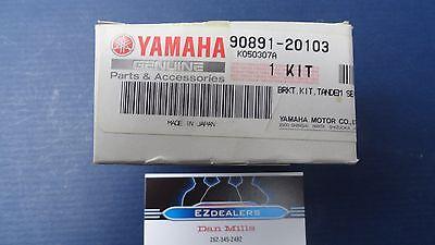 NOS Yamaha OEM Tandem Seat Bracket Kit XVS650 90891-20102