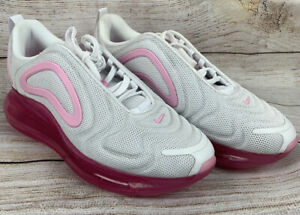 air max 720 white and pink