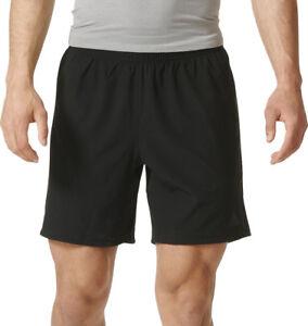 Adidas Supernova 7 In (environ 17.78 cm) Hommes Shorts De Course-Noir-afficher le titre d`origine GePYKTJy-07165935-140297407