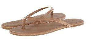 esprit 7 5 tan women 39 s ladies flip flops sandals tag 7 5m. Black Bedroom Furniture Sets. Home Design Ideas