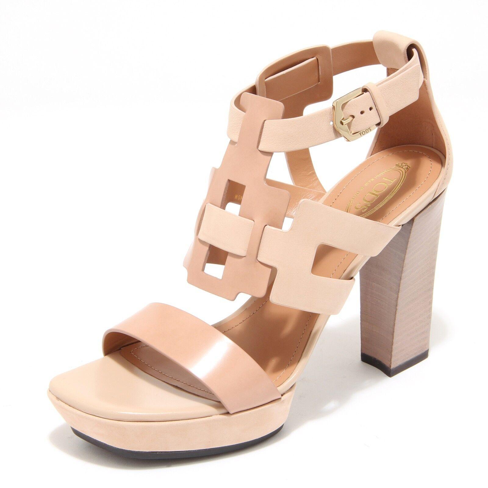 3898l SANDALI women TOD& 039;S Selleria shoes shoes Sandals Women
