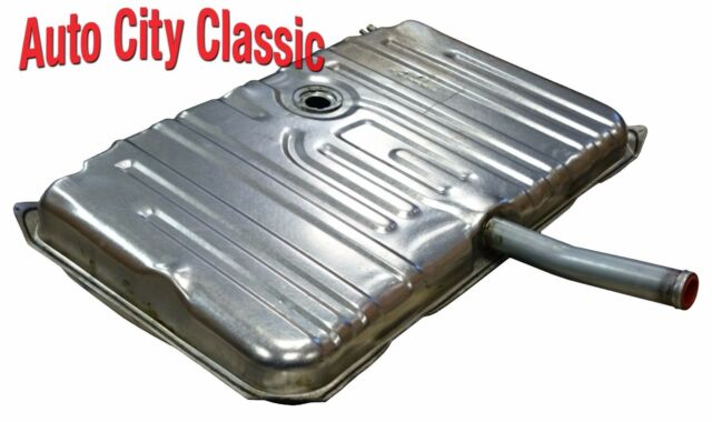 68 69 Chevelle steel gas fuel tank 20 gallon capacity OE Style finish