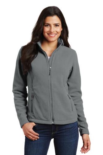 Port Authority Women/'s Value Fleece Jacket L217 FREE SHIPPING!