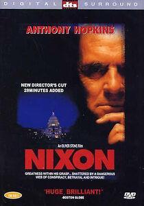 Nixon - Oliver Stone, Anthony Hopkins (1995) - DVD new | eBay