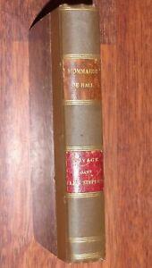 Hommaire-de-Hell-VOYAGE-DANS-LES-STEPPES-DE-LA-MER-CASPIENNE-Russie-Ukraine-1860