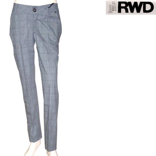 Pantalon gris costume carreaux gris REDWOOD  femme