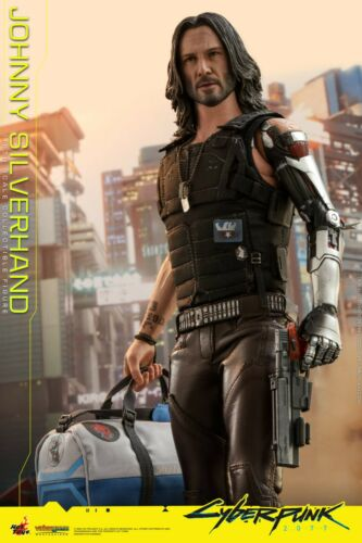 Details about  /Deposit Hot Toys 1//6 VGM47 Cyberpunk 2077 Keanu Reeves Action Figure Pre-sale