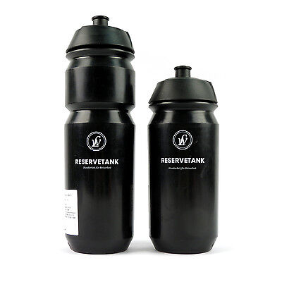 Black Tacx Shiva Bottle Unprinted 750cc