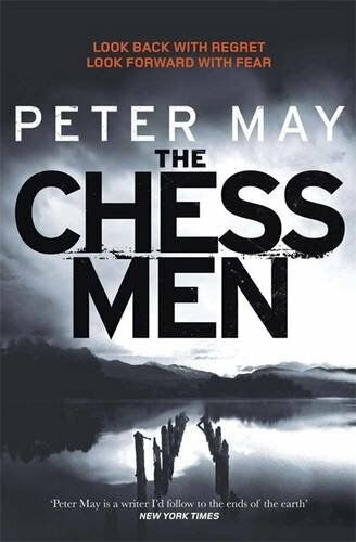 1 of 1 - The Chessmen (Lewis Trilogy 3) by May, Peter 0857382233 The Cheap Fast Free Post
