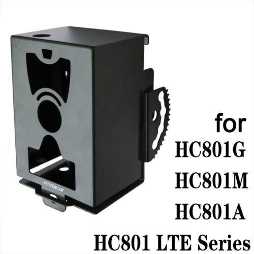 Hunting Camera Metal Case Iron Lock Box for Suntek HC801LTEHC801G HC801M HC801A