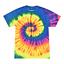 Tie-Dye-Kids-T-Shirts-Youth-Sizes-Unisex-100-Cotton-Colortone-Gildan thumbnail 17