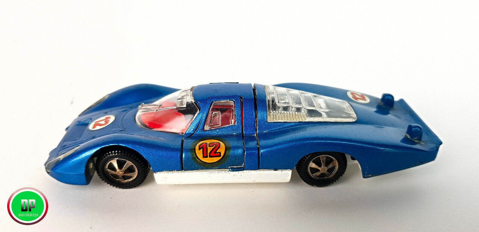 MARKLIN 1815, Porsche 907, very good condition, scale 143