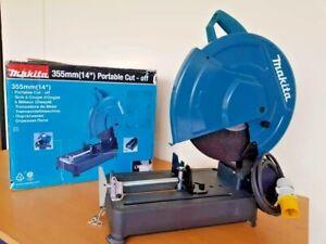 Makita-LW1401S-355mm-Portable-Cut-Off-Saw-110V-NEW