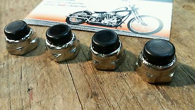 Pk-4 Bikers Choice Rocker Shaft Seals 420053 57-85 Sportster /& 66-84 Shovelhead
