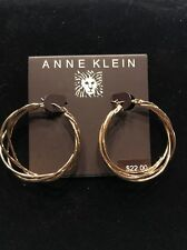 Anne Klein Gold Colored Earrings