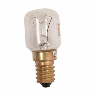 AEG Confezione da 2 LAMPADINA 15W Lampada per frigo e freezer E14