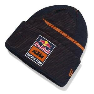 98311061f37 New OEM Red Bull KTM Racing Team New Era Textured Beanie - Navy ...