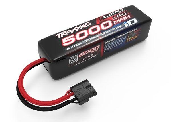 Traxxas 5000mAh 14.8v 4-Cell 25C LiPo Battery - TRA2889X