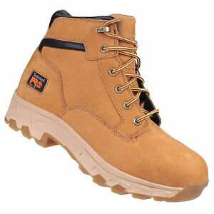 new list 2020 great deals Details about TIMBERLAND PRO 024774 Workstead Safety Boots (Honey) S3 SRC  Rated