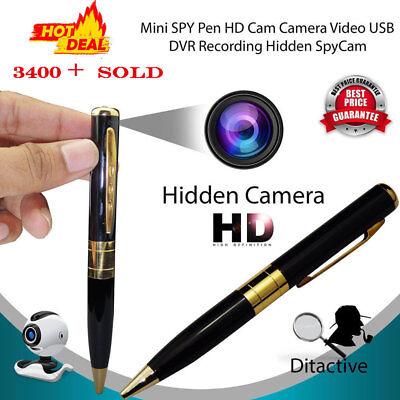 Mini HD USB DV Camera Pen Recorder Hidden Security DVR Video Spy 1280x960 ITEDRR