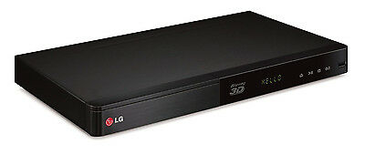 LG  BP540 3D Blu-ray Player, Smart TV Apps, HD 1080P, Built-In Wi-Fi