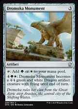 Dromoka Monument  NM x4  Dragons of Tarkir MTG Magic Cards Artifact Uncommon