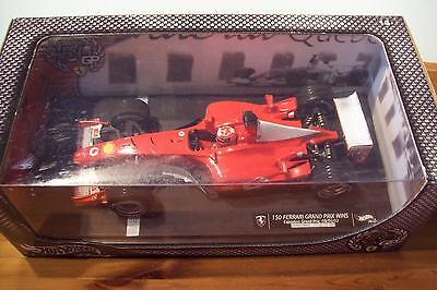 Generoso 1/18 Michael Schumacher Ferrari F2002 150 Vittorie Ferrari-mostra Il Titolo Originale