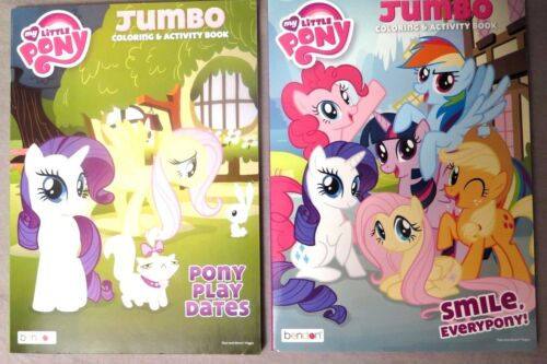 My Little Pony Lot of 14 Pieces Keep Little Hands Busy Brand New /& Sealed