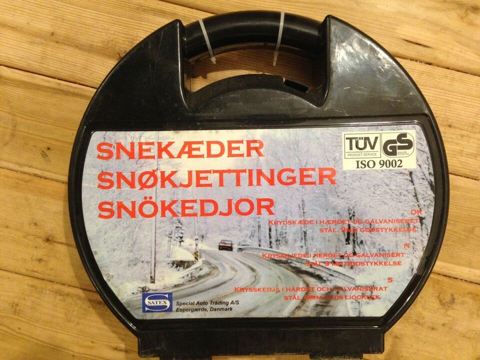 Snekæder, Satex