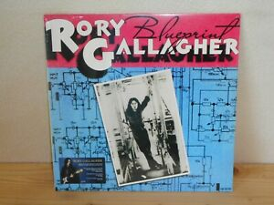 LP RORY GALLAGHER Blueprint (UMC 1973/RE 2018 EUROPE) blues rock SEALED!