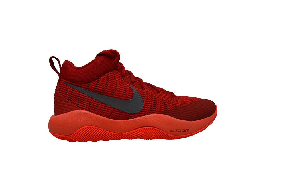 Mens Nike Zoom Rev 2017 red - 852422-601 - Red orange Trainers