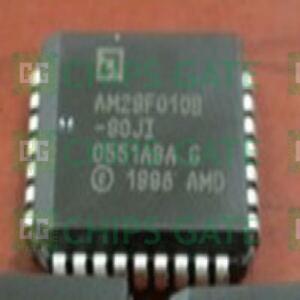 10pcs AM29F010B-90JI AM29F010B Flash Memory IC AMD PLCC-32