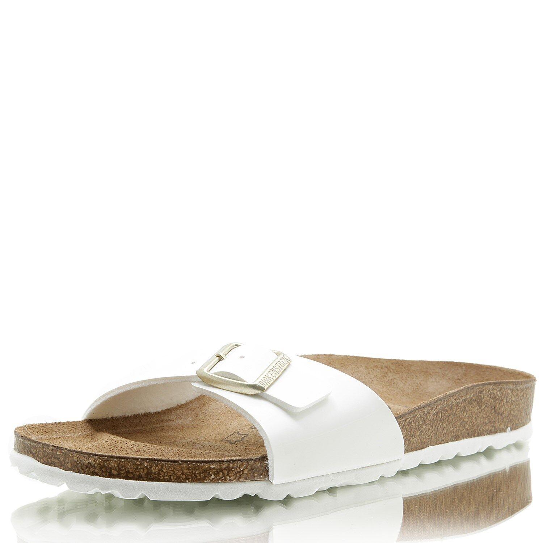 BIRKENSTOCK Madrid patent WEISS Günstige und gute Schuhe