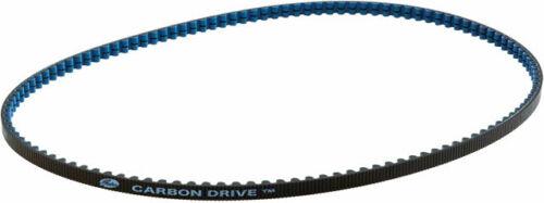 Gates Carbon Drive Cdc Centertrack Cintura 118 Denti Nero