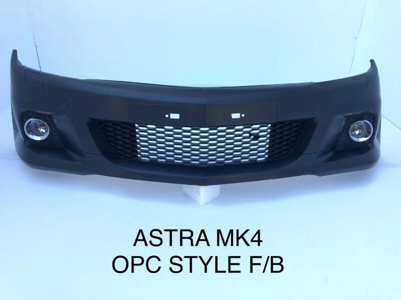 Opel Astra New Front Bumpers